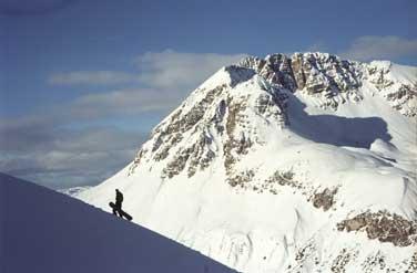 hiking Arlberg